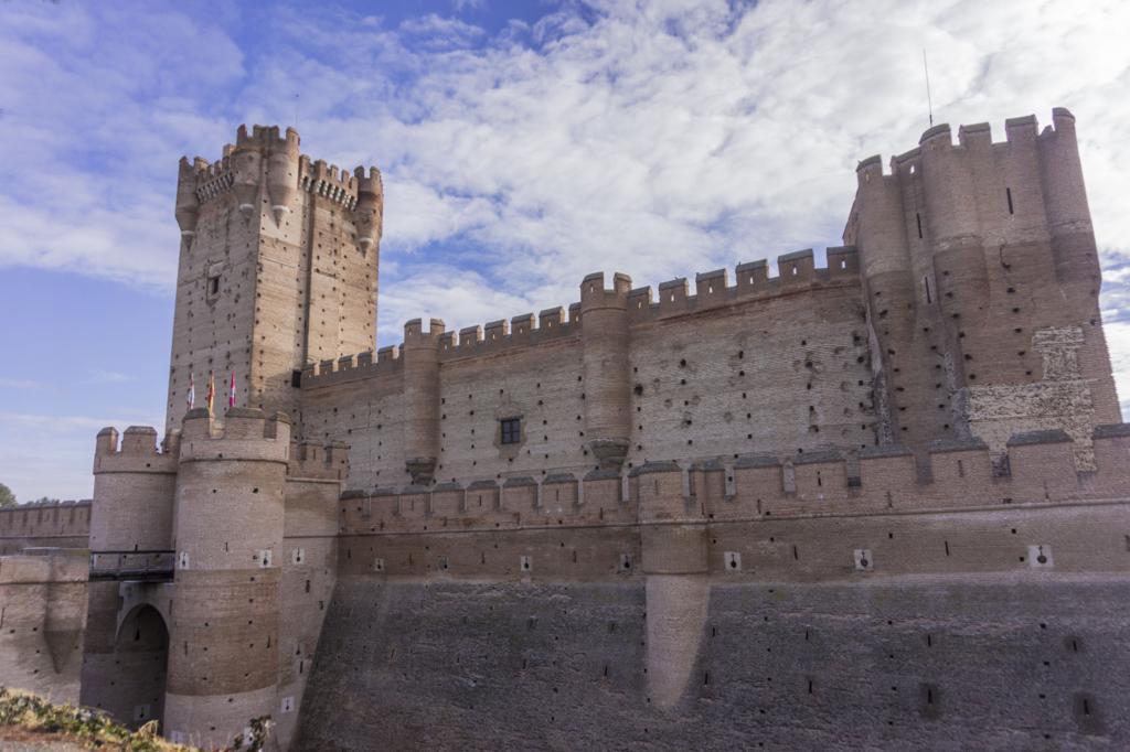 Castillo de la Mota.