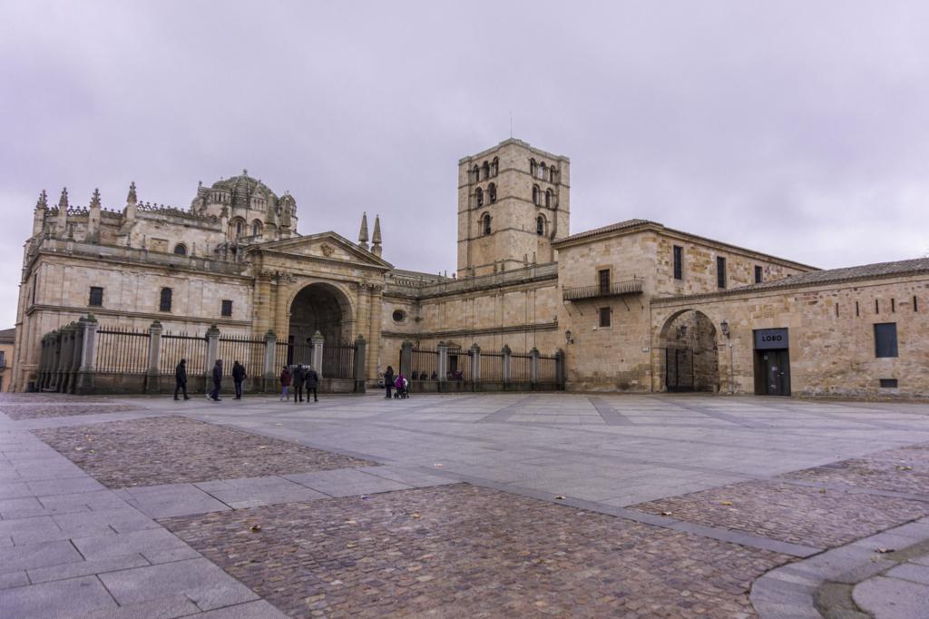 Catedral de Zamora.