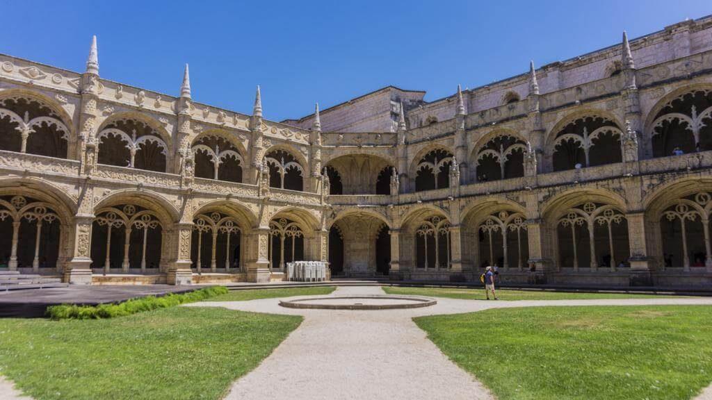 ¿Qué ver en Lisboa en dos días? Monasterio de los Jerónimos.