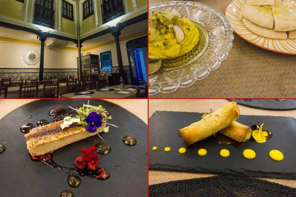 ¿Qué ver en Almagro? Disfruta la cocina creativa en El Patiejo.