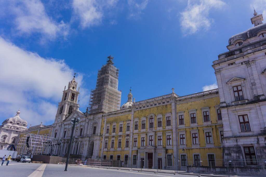 Palacio Nacional de Mafra.