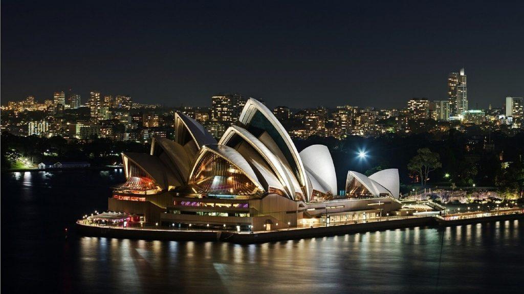 Si decides viajar a Australia, no te puedes perder Sídney.