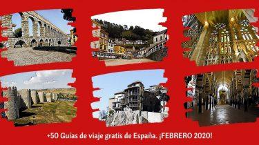 Guías de viaje gratis de España