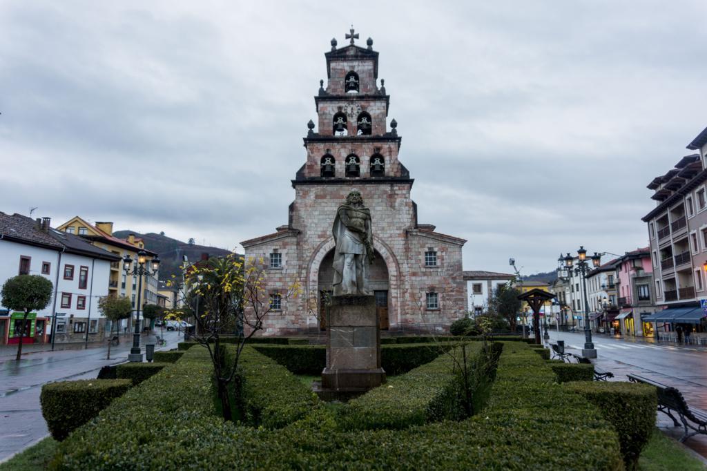 Iglesia Parroquial de Cangas de Onís.