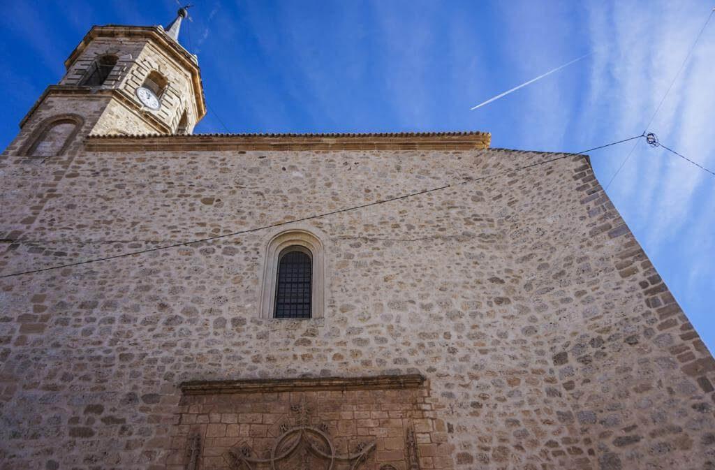 Iglesia Parroquial Nuestra Señora de la Asunción en Tembleque.