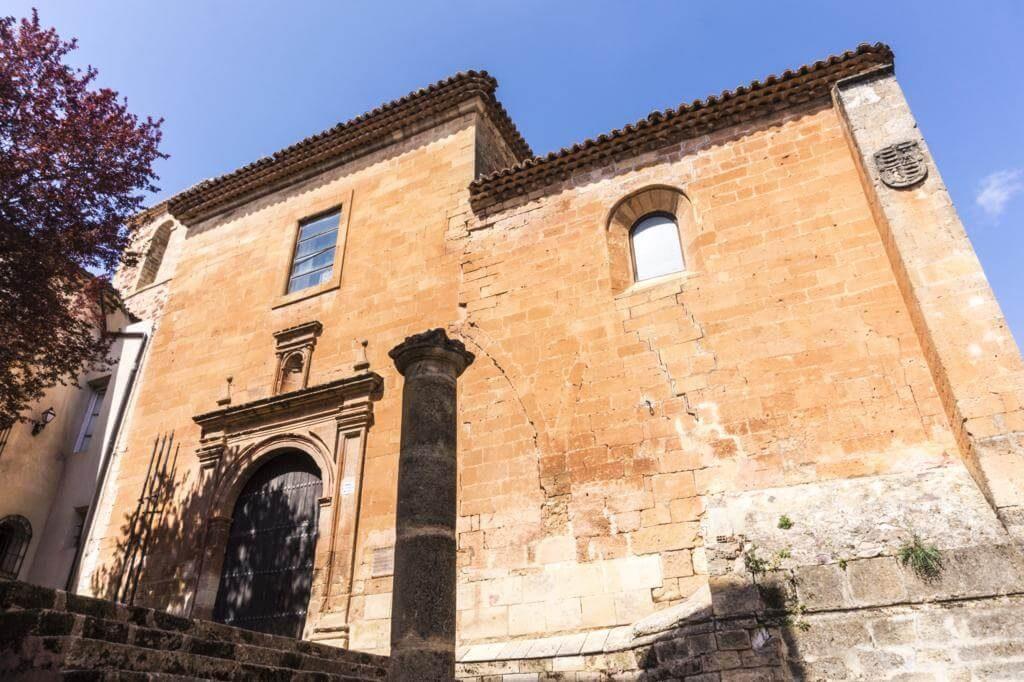 Iglesia de San Miguel en Alcaraz.