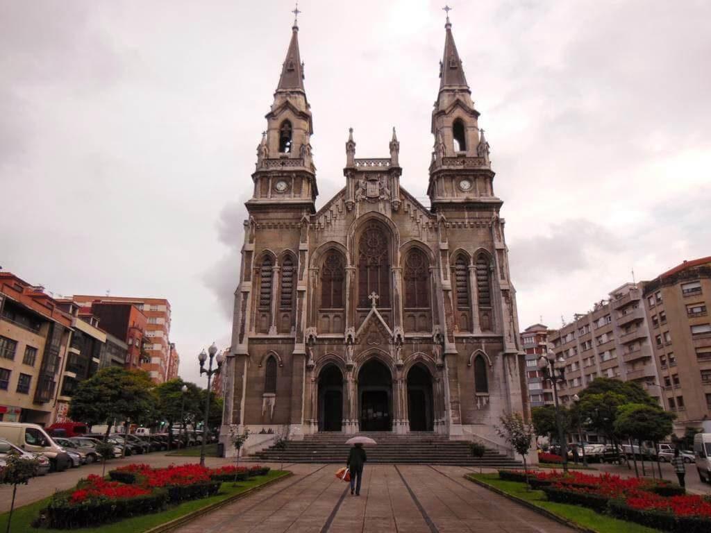 Iglesia de Santo Tomás de Canterburi