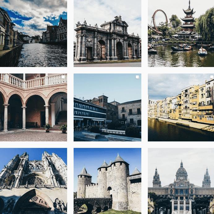 Instagram EuropeosViajeros