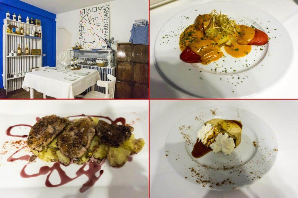 Marqués, restaurante en Almagro.