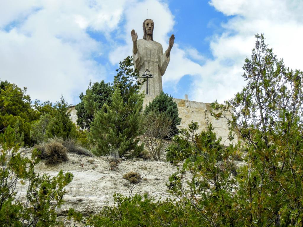 Mirador del Cristo del Otero.