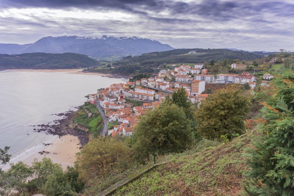 Lastres (Asturias).