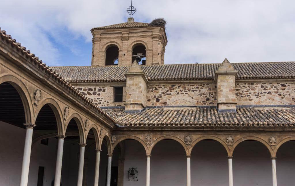 Monasterio de la Asunción de Monjas Calatravas.