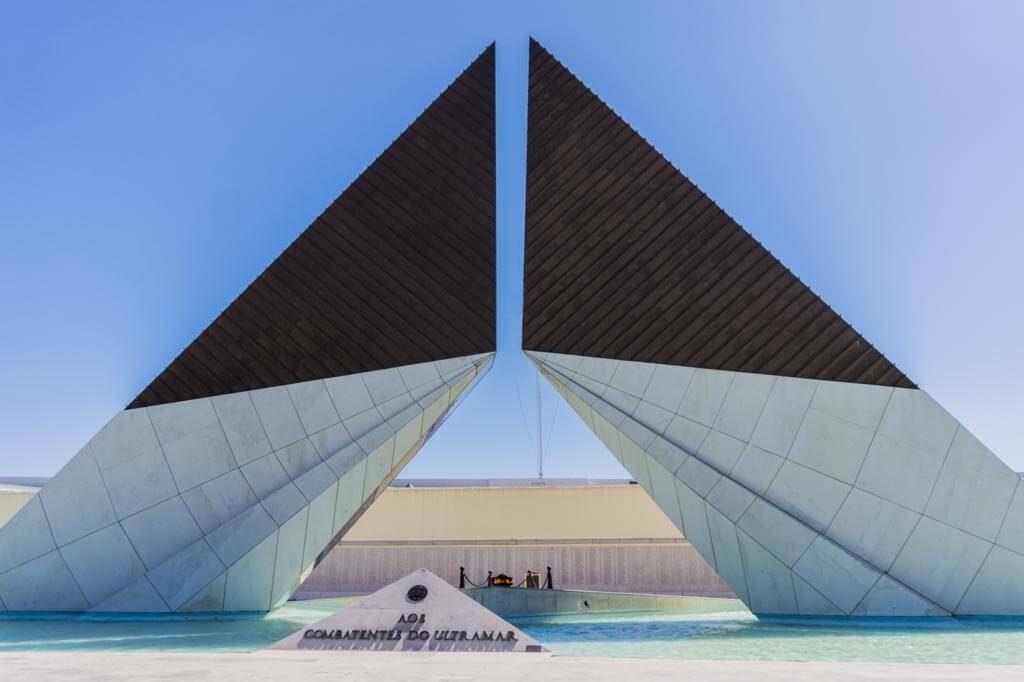 Monumento a los Combatientes de Ultramar.