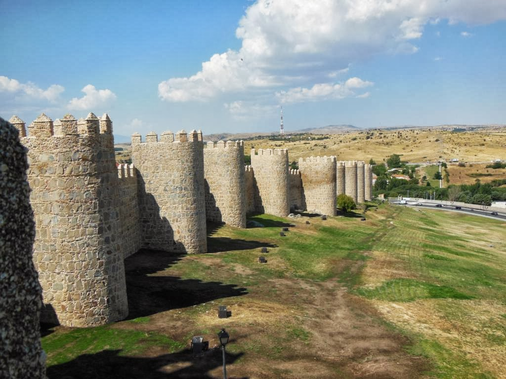 ¿Qué ver en Ávila en un día? Las Murallas