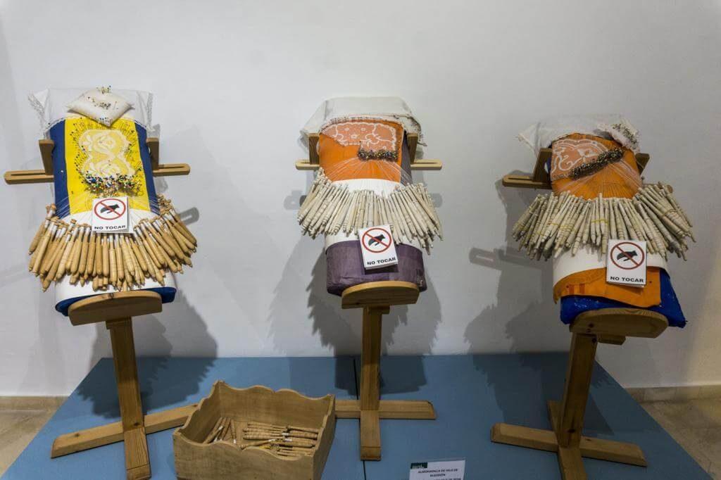 ¿Qué ver en Almagro? Museo del Encaje.