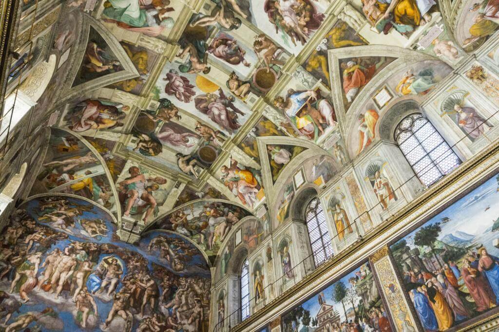 Museos Vaticanos.