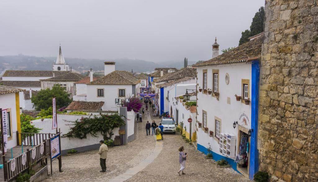 ¿Qué ver en el Sur de Portugal? Óbidos