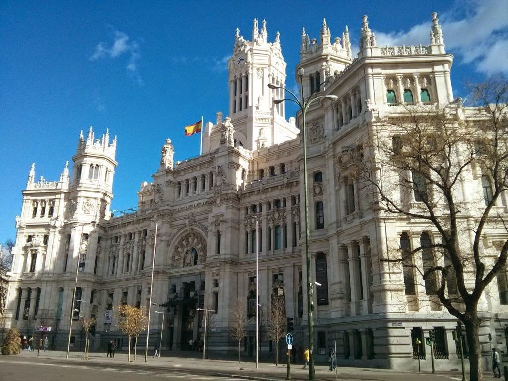 Guías de viaje gratis de España: Madrid.