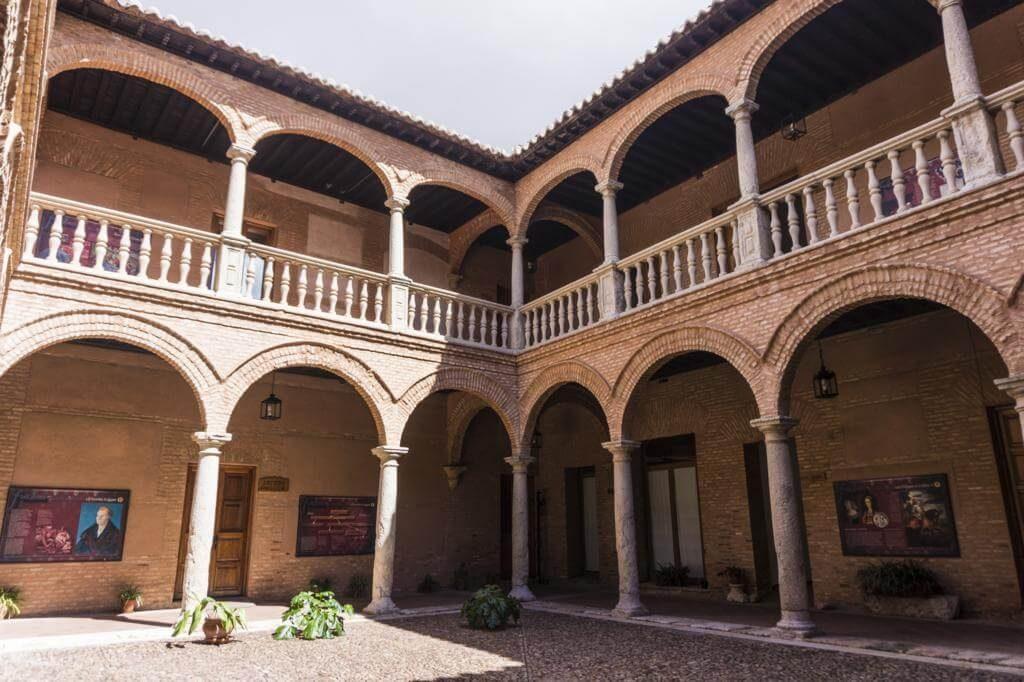 ¿Qué ver en Almagro? Palacio Fúcares.