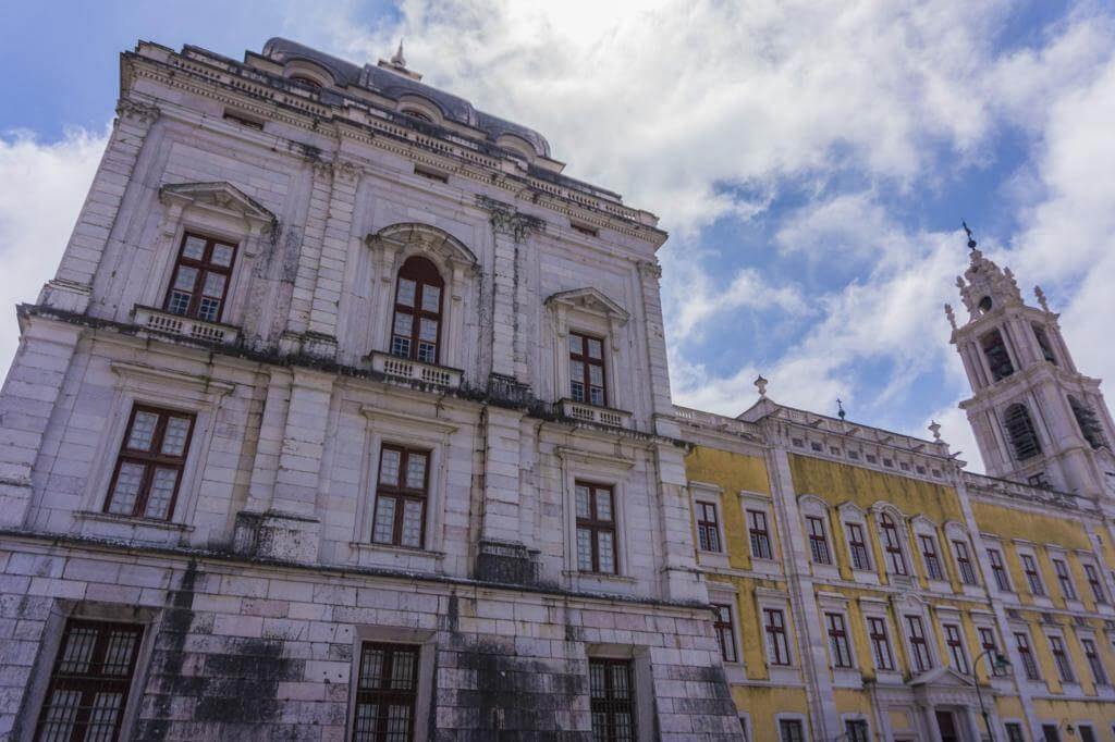 ¿Qué ver en Mafra? Palacio Nacional.