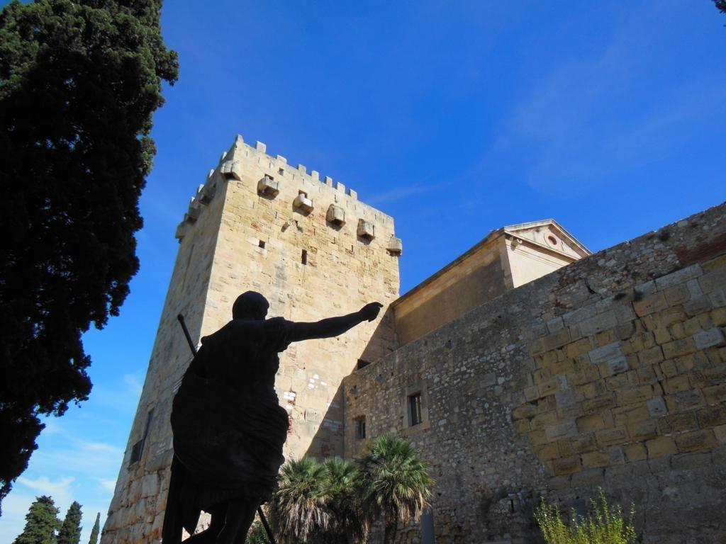 Paseo Arqueológico de Tarragona.