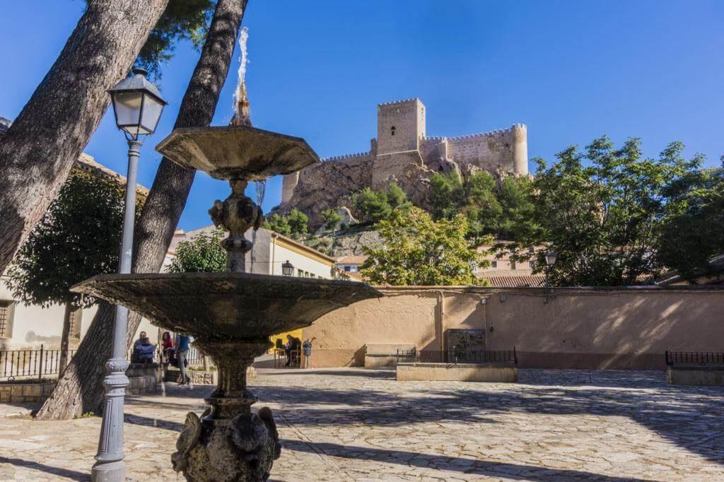Plaza de Santa María.