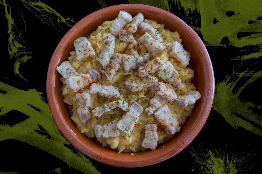 Recetas de Monsieur Cuisine Plus: Patatas Revolconas.