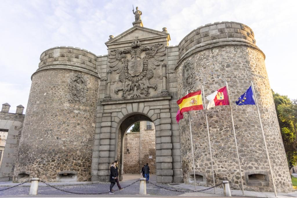 Toledo (Castilla La Mancha).