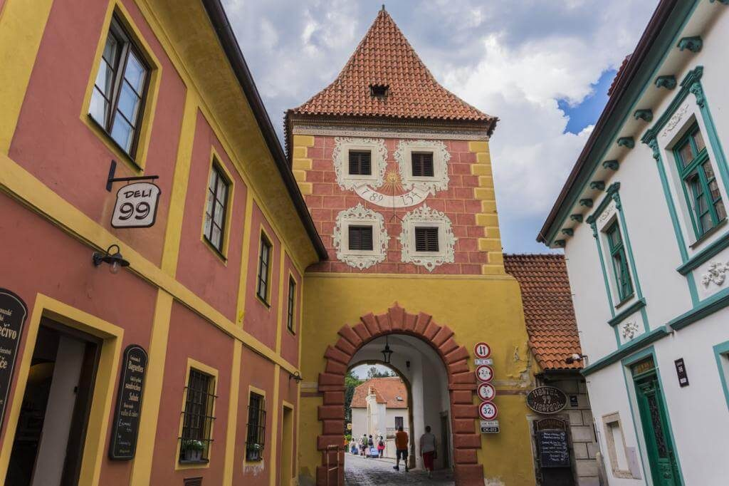 Puerta Budejovic.