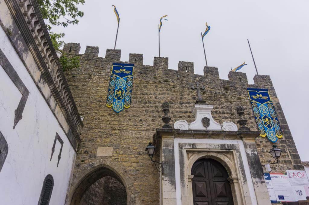 Puerta de la Villa.