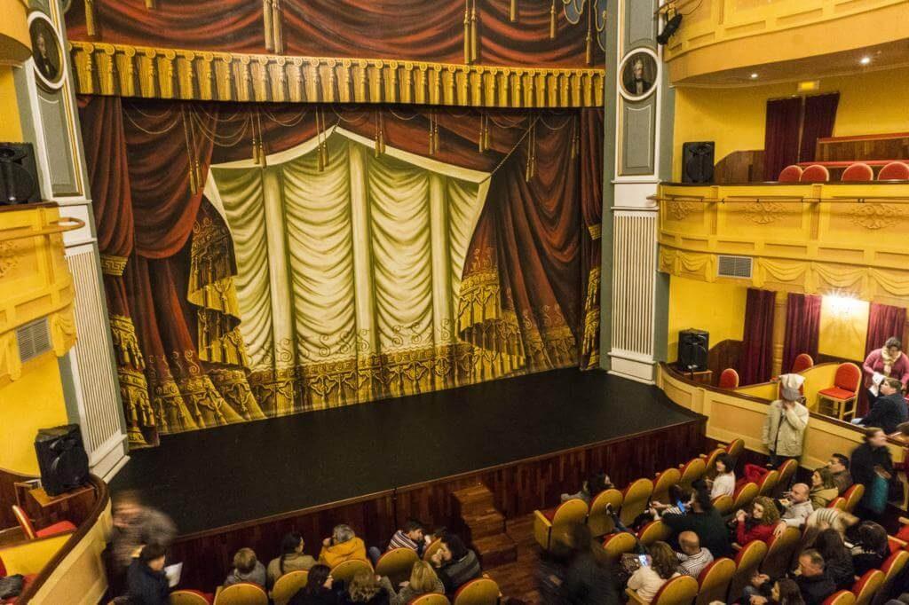¿Qué ver en Almagro? Teatro Municipal.