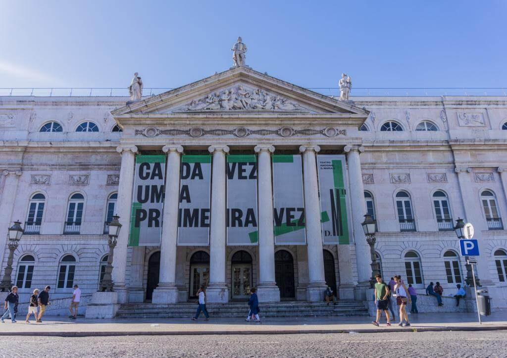 Teatro Nacional Doña María II.