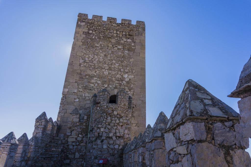 Torre del Homenaje del Castillo.