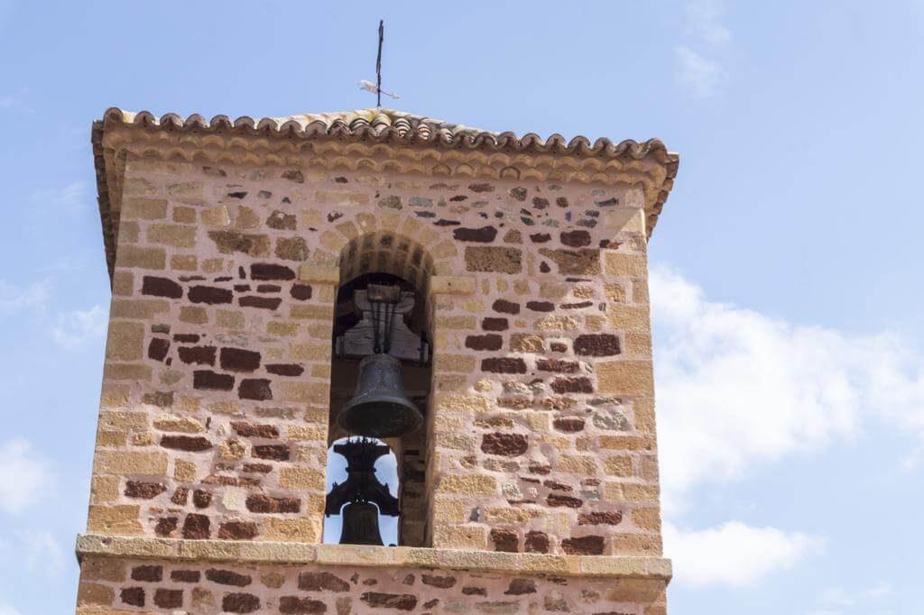Torre de la Iglesia de San Miguel en Alcaraz.