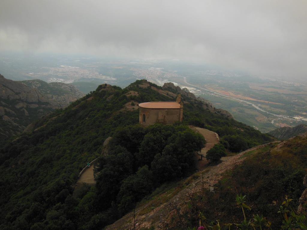 Sendero de San Joan.