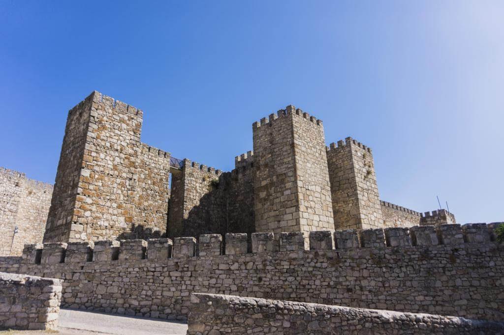 Castillo de Trujillo.