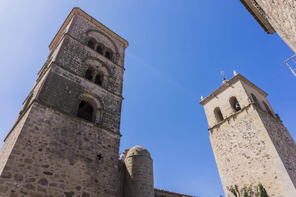 Iglesia de Santa María La Mayor de Trujillo.