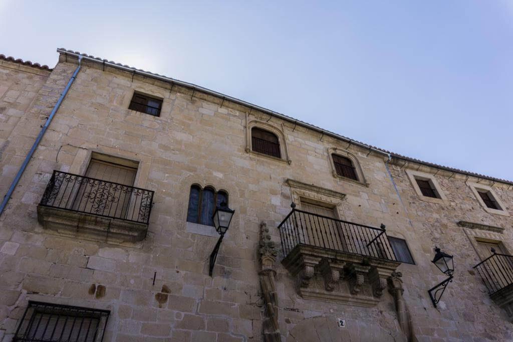 Casas Principales de los Chaves-Cárdenas.