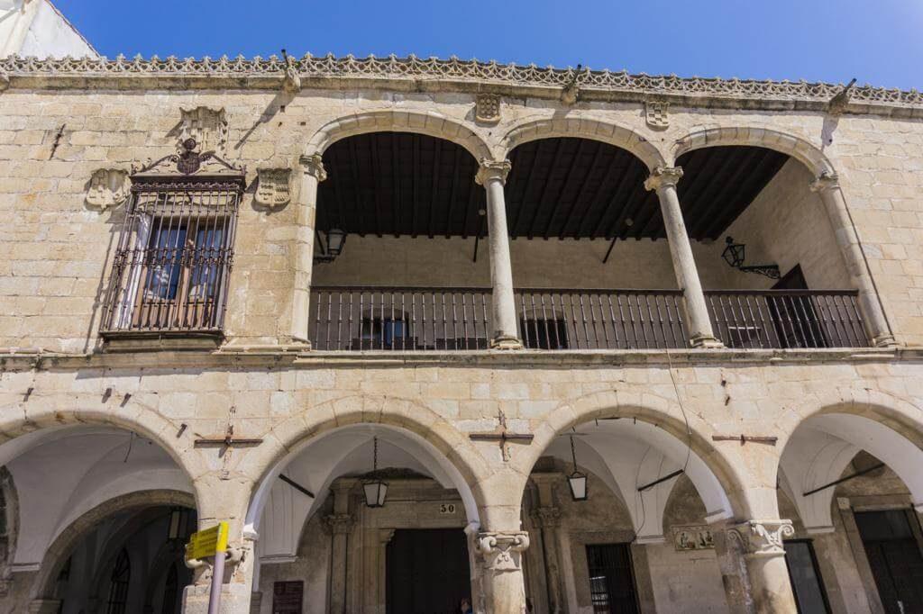 Palacio de los Orellana Toledo.