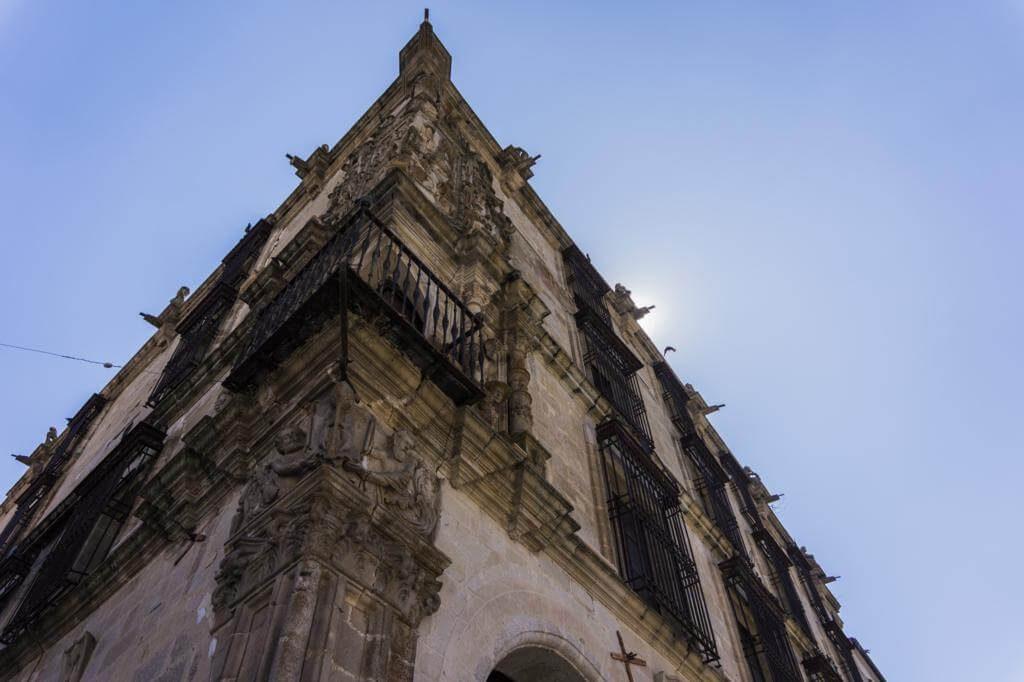 Palacio de los Marqueses de la Conquista.