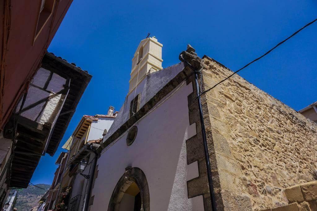 Ermita Cristo de la Misericordia.