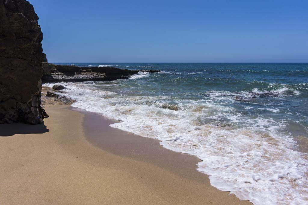 Playa de San Sebastián.