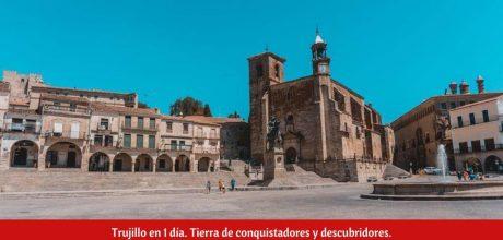 ¿Qué ver en Trujillo en 1 día?