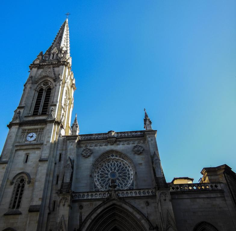 Catedral de Bilbao.