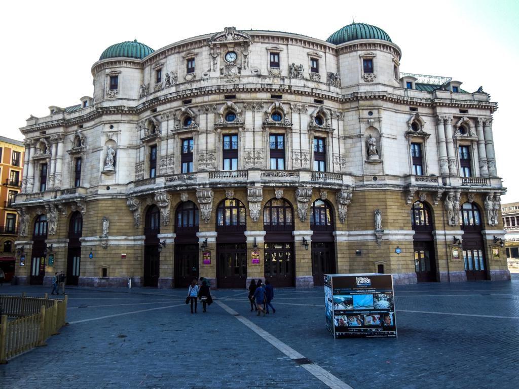 Teatro Arriaga.