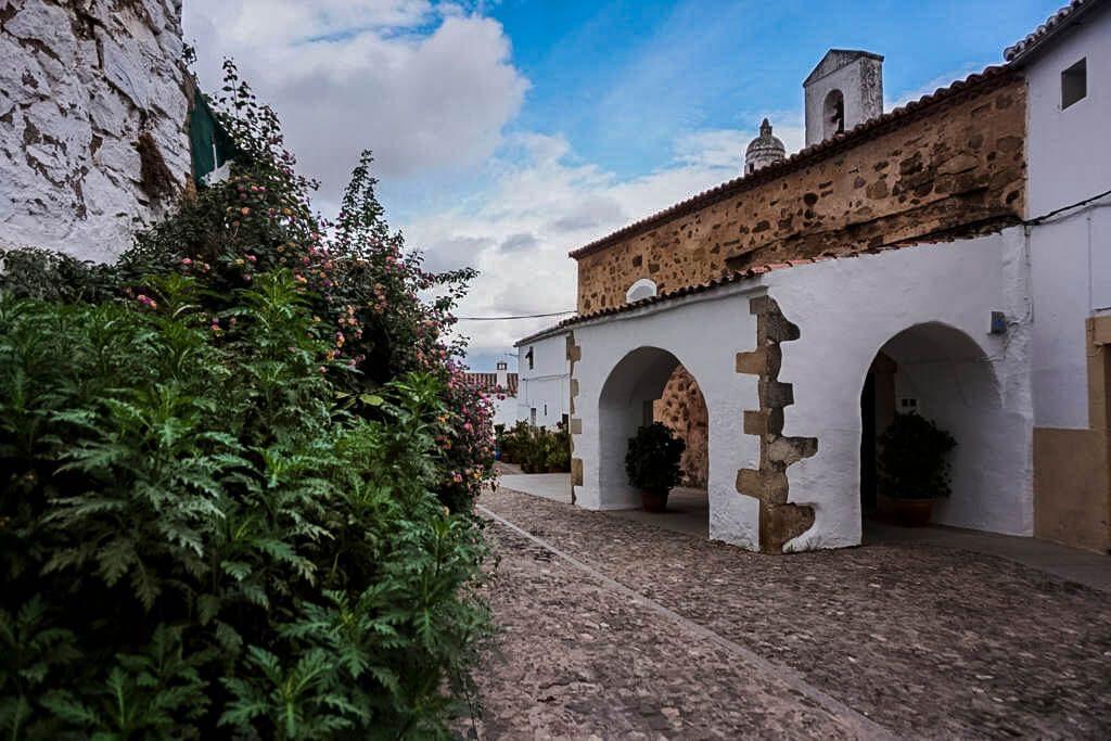 ¿Qué ver en Cáceres en 1 día? Ermita de San Antonio.