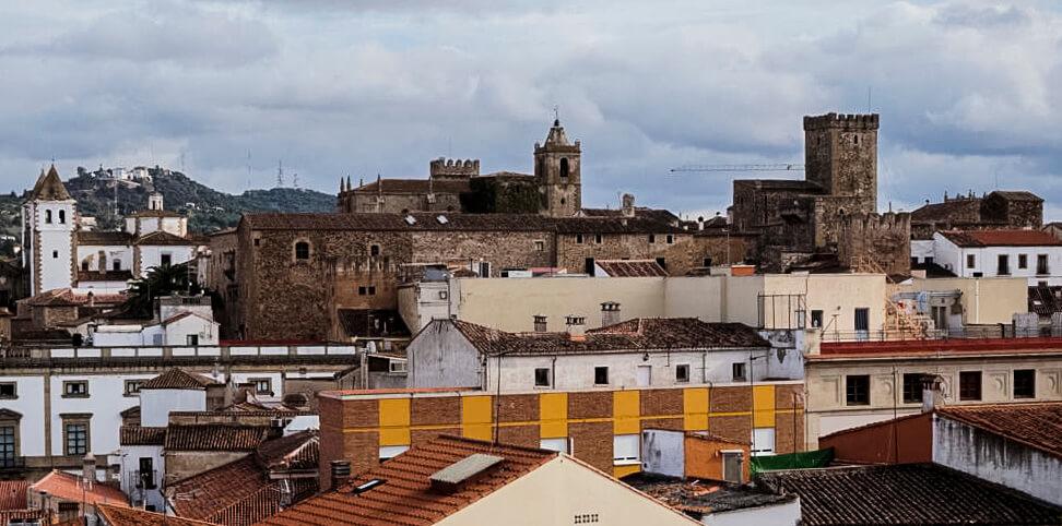 ¿Qué ver en Cáceres en 1 día? Mirador de Galarza.