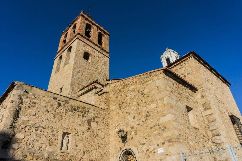 Basílica de Santa Eulalia.