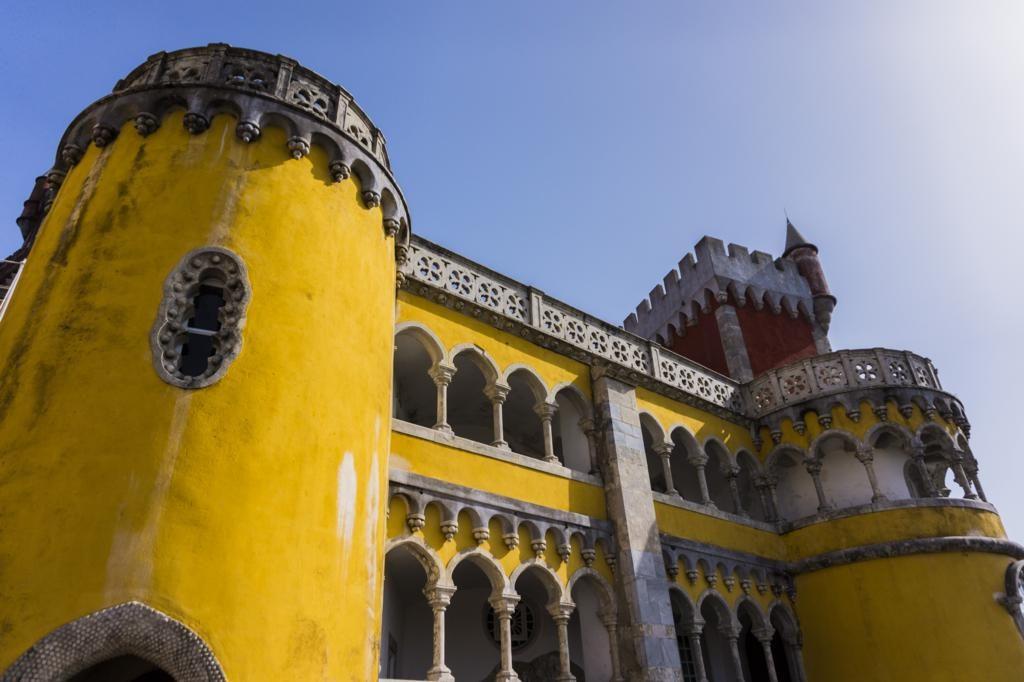 Palacio da Pena.