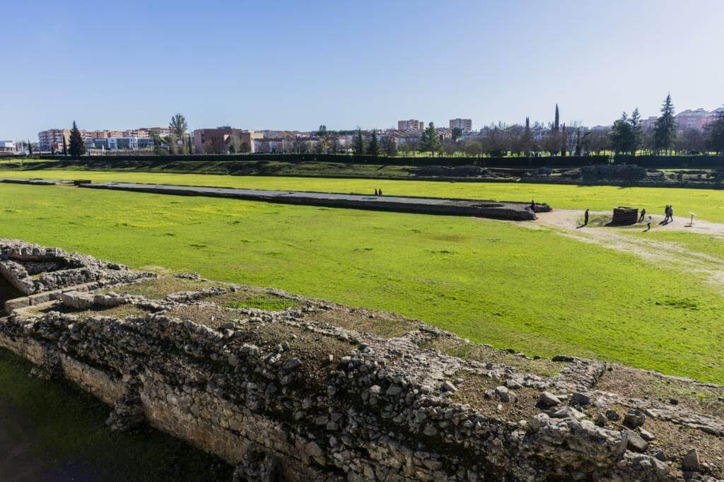 ¿Qué ver en Mérida en dos días? Circo Romano.